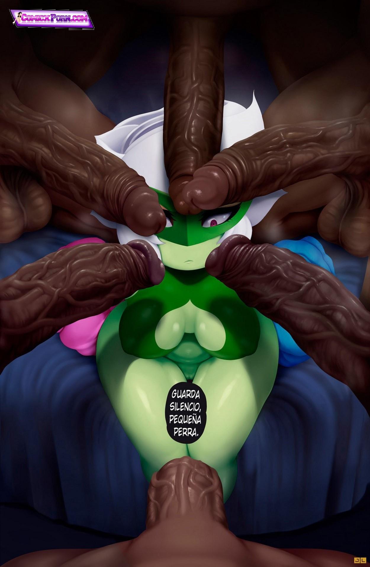 Pokemon esmeralda