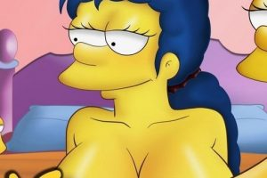 Comic porno los simpson