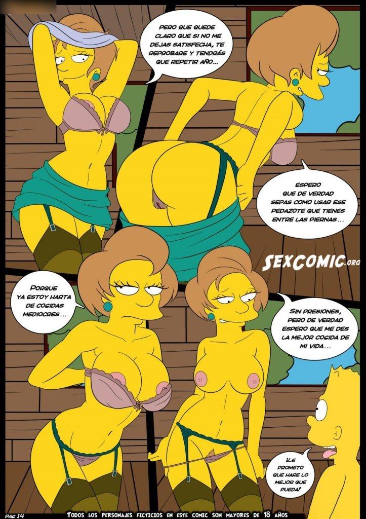 Bart Simpson xxx