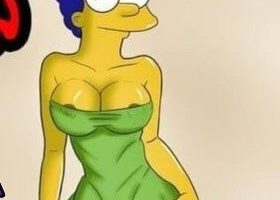 Comic de los simpson