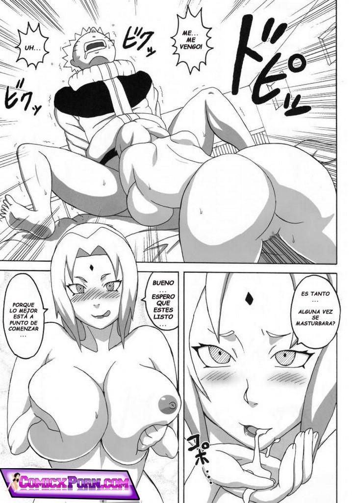 Comic porno de naruto